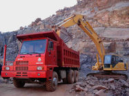 German Steering Mining Utility Vehicles 60 Ton Dump Truck ZZ5507S3842AJ